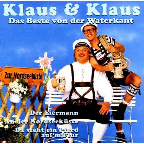 Klaus & Klaus - Das Beste Von der Waterkant - Preis vom 19.10.2020 04:51:53 h