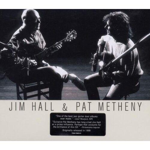 Hall, Jim & Metheny, Pat - Jim Hall & Pat Metheny - Preis vom 15.04.2021 04:51:42 h
