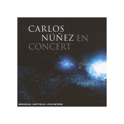 Carlos Nunez - Carlos Nunez en Concert - Preis vom 20.10.2020 04:55:35 h