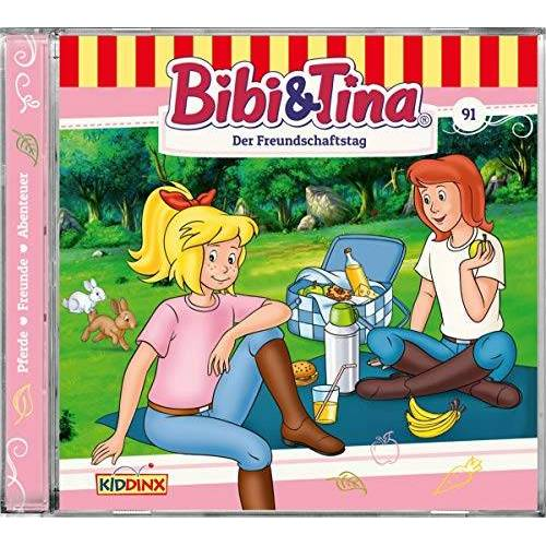 Bibi & Tina - Folge 91: der Freundschaftstag - Preis vom 28.02.2021 06:03:40 h