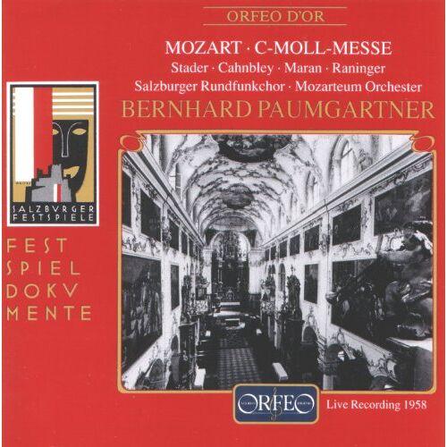 Stader - Grosse Messe C-Moll KV 427 - Preis vom 06.05.2021 04:54:26 h