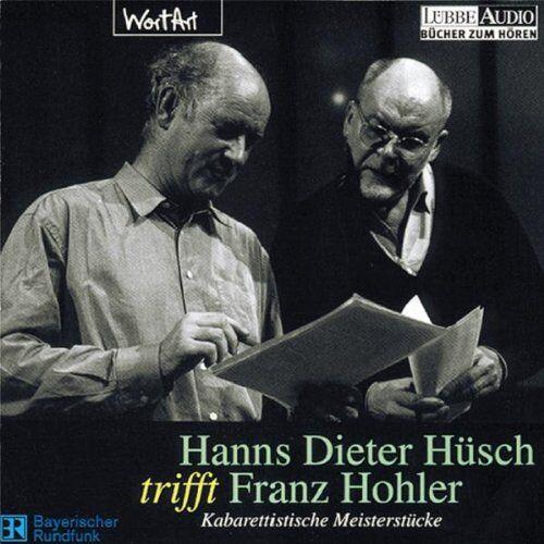 Hüsch - Kabarettistische Meisterwerke - Preis vom 20.10.2020 04:55:35 h