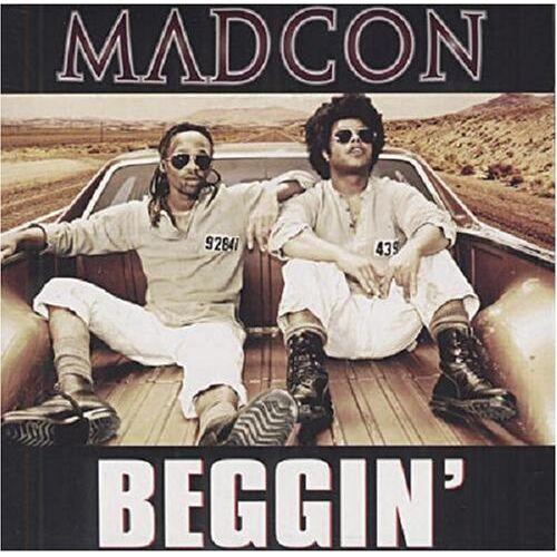 Madcon - Beggin' - Preis vom 16.04.2021 04:54:32 h