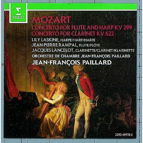 Paillard - Konzert Für Flöte Und Harfe - Preis vom 01.03.2021 06:00:22 h