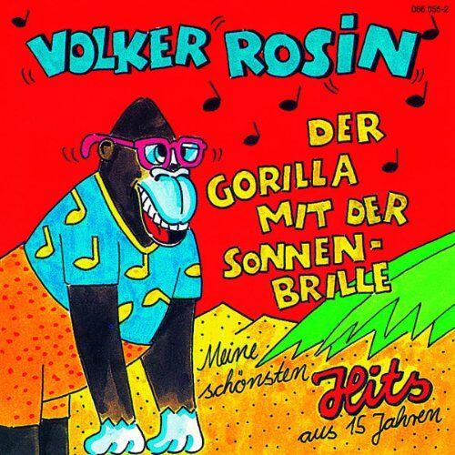 Volker Rosin - Der Gorilla mit der Sonnenbrille - Preis vom 21.04.2021 04:48:01 h