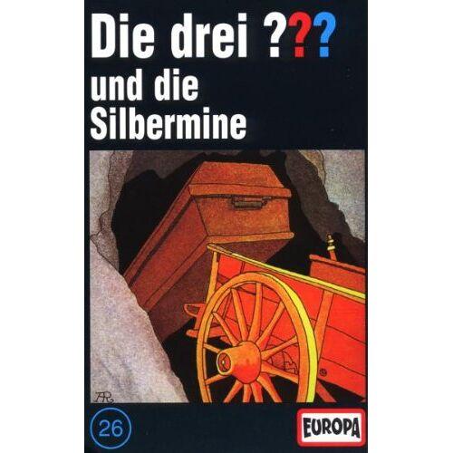 Die Drei ??? 26 - Folge 026/und die Silbermine [Musikkassette] - Preis vom 20.10.2020 04:55:35 h