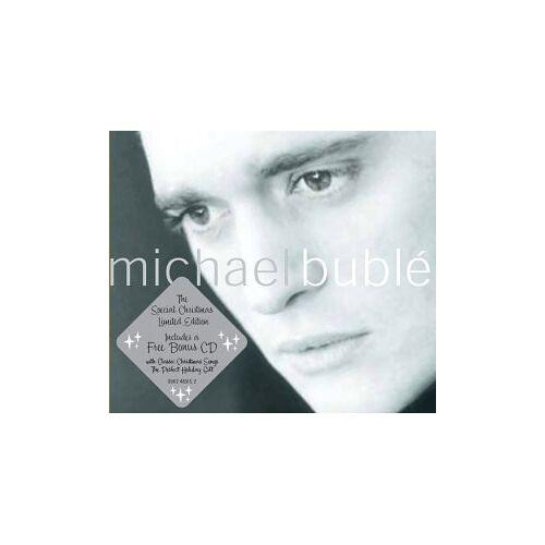 Michael Buble - Michael Buble [Bonus Xmas Disc - Preis vom 05.09.2020 04:49:05 h