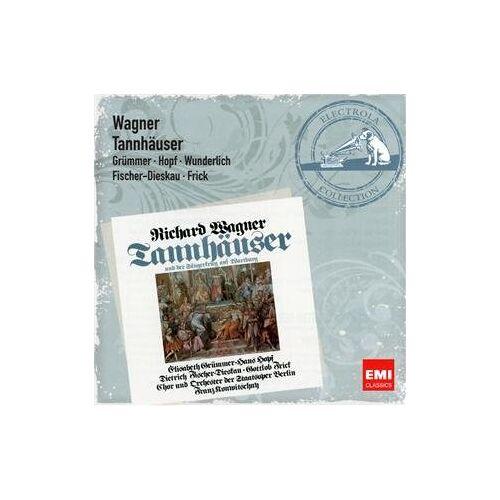 Grümmer - Tannhäuser - Preis vom 20.10.2020 04:55:35 h