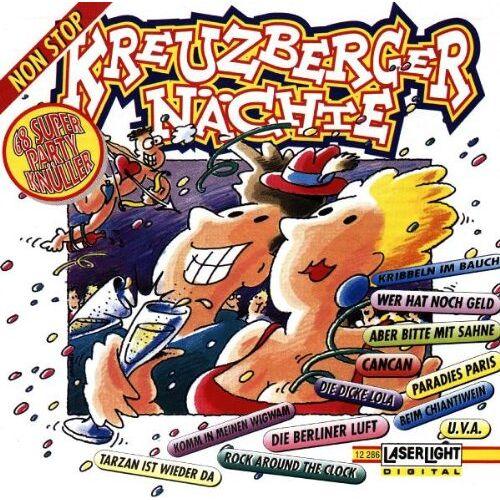 Various - Kreuzberger Nächte - Preis vom 28.02.2021 06:03:40 h