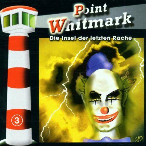 Point Whitmark - Point Whitmark-Folge 3: Die Insel der Letzten Rache - Preis vom 20.10.2020 04:55:35 h