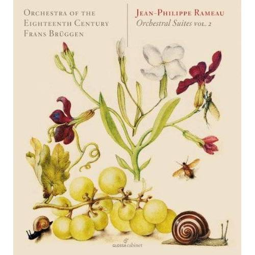Frans Brüggen - Jean-Philippe Rameau: Orchestersuiten aus 'Nais' und 'Zoroastre' - Preis vom 22.04.2021 04:50:21 h