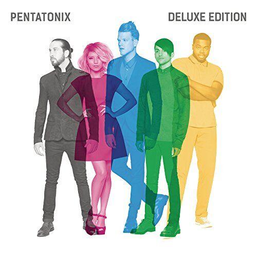 Pentatonix - Pentatonix (Deluxe Version) - Preis vom 24.02.2021 06:00:20 h