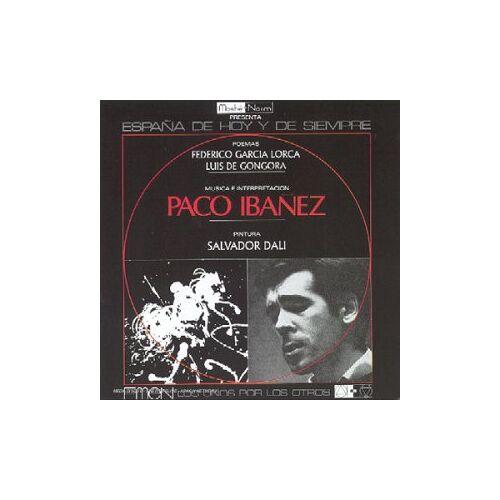 Ibanez Paco Ibanez / Vol.1 - Preis vom 05.09.2020 04:49:05 h