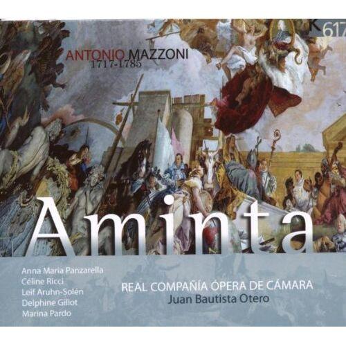 Anna Maria Panzarella - Aminta - Preis vom 15.01.2021 06:07:28 h