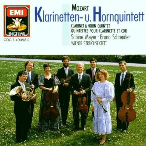 Meyer - Klarinetten-Und Hornquintett - Preis vom 11.04.2021 04:47:53 h