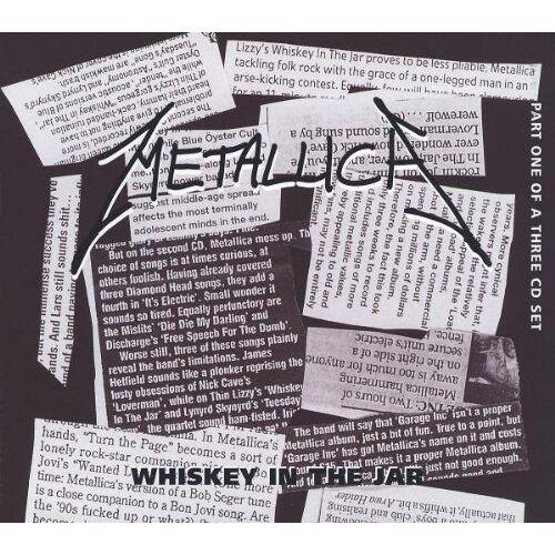 Metallica - Whiskey in the Jar - Preis vom 12.04.2021 04:50:28 h