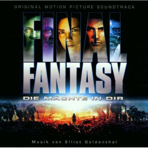 Ost - Final Fantasy - Die Mächte in Dir (Final Fantasy) - Preis vom 27.02.2021 06:04:24 h