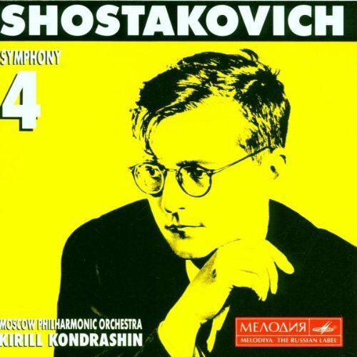 Kyrill Kondrashin - Sinfonie 4 - Preis vom 06.03.2021 05:55:44 h