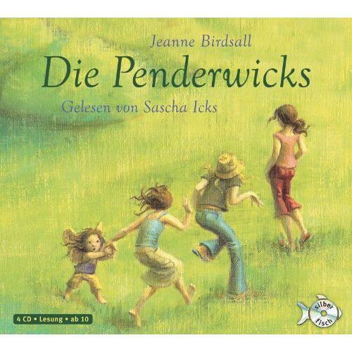 Jeanne Birdsall - Die Penderwicks, Band 1: Die Penderwicks: : 4 CDs - Preis vom 09.05.2021 04:52:39 h