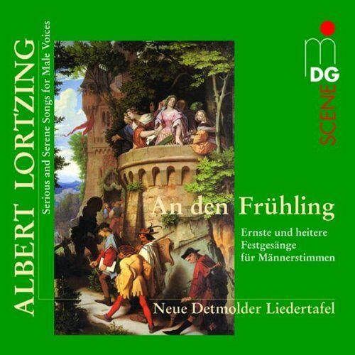 Neue Detmolder Liedertafel - Männerchöre - Preis vom 21.10.2020 04:49:09 h