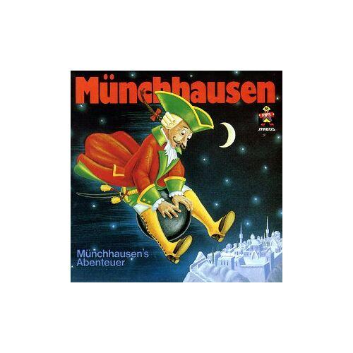 Norddeutsches Puppentheater - Münchhausen: Münchhausen's Abenteuer - Preis vom 01.03.2021 06:00:22 h