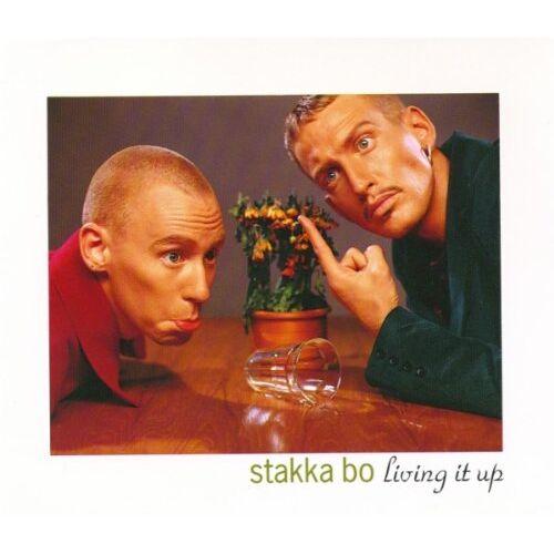 Stakka Bo - Living It Up - Preis vom 03.05.2021 04:57:00 h