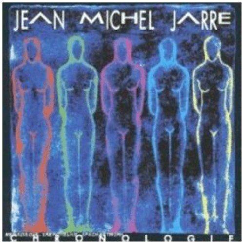 Jean Michel Jarre - Chronologie - Preis vom 06.05.2021 04:54:26 h