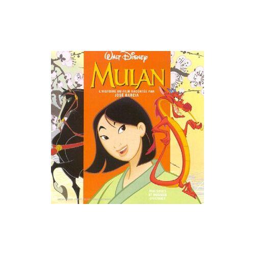 Mulan - Mulan [Histoire Racont'e] - Preis vom 09.05.2021 04:52:39 h