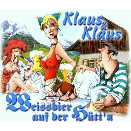 Klaus & Klaus - Weissbier Auf Der Hütt'n - Preis vom 26.02.2021 06:01:53 h