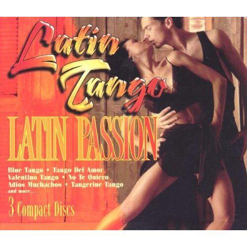 Nicht Mehr im Programm - Latin Tango-Latin Passion----- - Preis vom 01.06.2020 05:03:22 h
