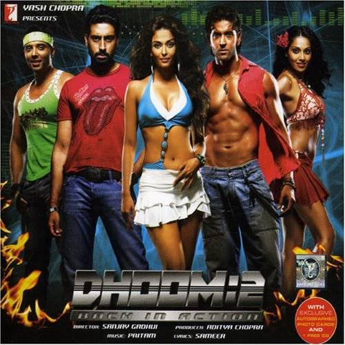 Ost - Dhoom 2 - Back in Action - Preis vom 25.01.2021 05:57:21 h