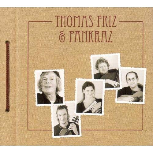 Friz, Thomas & Pankraz - Thomas Friz & Pankraz - Preis vom 03.09.2020 04:54:11 h