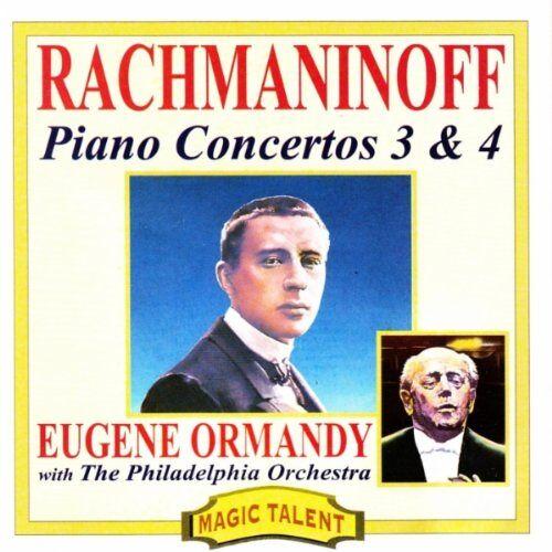 Rachmaninoff - Klavierkonzert 3+4 - Preis vom 07.05.2021 04:52:30 h