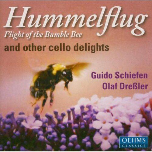 Guido Schiefen - Hummelflug & Other Cello High... - Preis vom 21.04.2021 04:48:01 h
