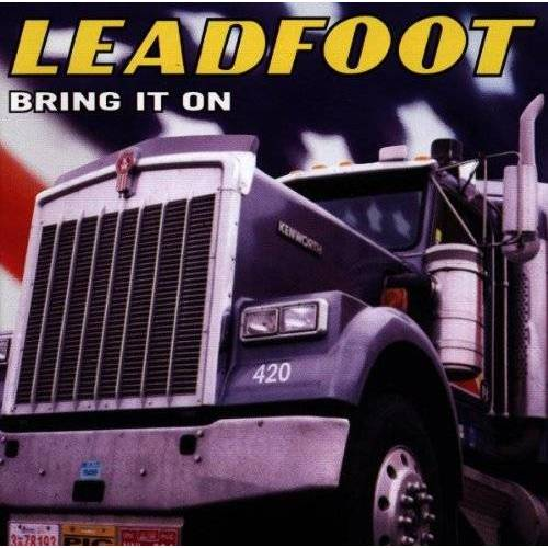 Leadfoot - Bring It on - Preis vom 05.09.2020 04:49:05 h