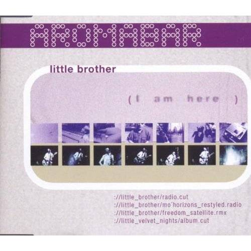 Aromabar - Little Brother Maxi-CD - Preis vom 20.10.2020 04:55:35 h