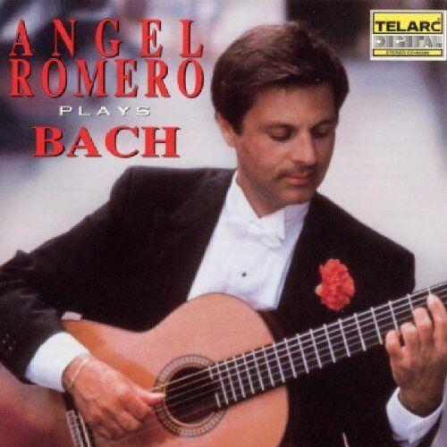 Angel Romero - Angel Romero Plays Bach - Preis vom 20.10.2020 04:55:35 h