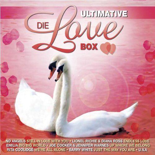 Various - Die Ultimative Love Box - Preis vom 14.05.2021 04:51:20 h