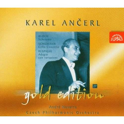 Navarra - Ancerl Gold ed.27/Shelomo/+ - Preis vom 20.11.2020 05:59:10 h