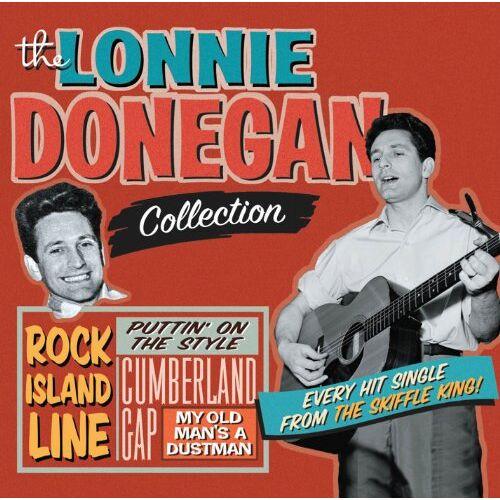 Lonnie Donegan - Lonnie Donegan-the Skiffle Kin - Preis vom 21.01.2021 06:07:38 h