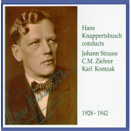 Hans Knappertsbusch - Hans Knappertsbusch conducts - Preis vom 21.04.2021 04:48:01 h