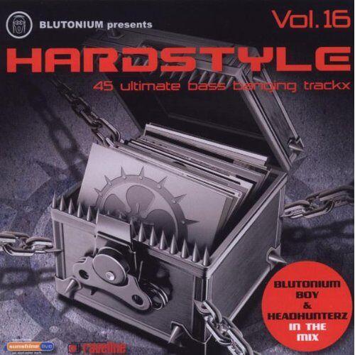 Various - Hardstyle Vol.16 - Preis vom 13.05.2021 04:51:36 h