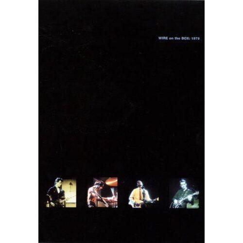 Wire - Wire on the Box: 1979 (CD+Dvd) - Preis vom 13.05.2021 04:51:36 h