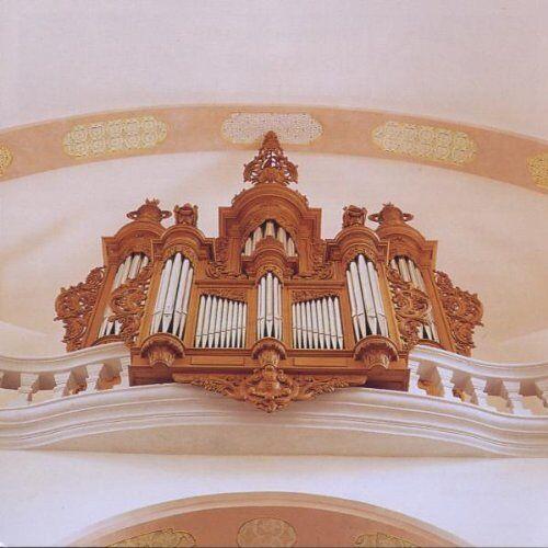 Bossert - Silbermann-Orgel Villingen - Preis vom 20.10.2020 04:55:35 h