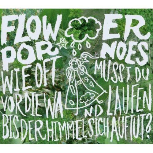 Flowerpornoes - Wie oft musst du vor die Wand laufen bis der Himmel sich auftut? - Preis vom 20.10.2020 04:55:35 h