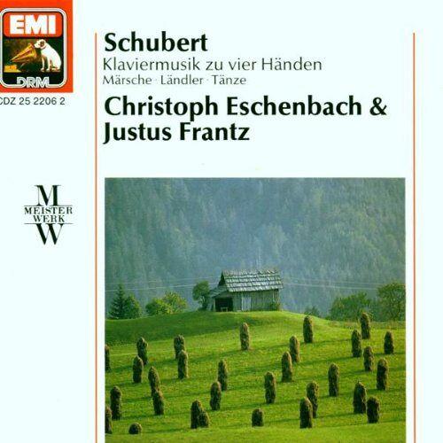 Eschenbach - Klaviermusik zu Vier Händen - Preis vom 18.04.2021 04:52:10 h
