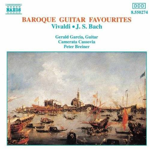 Garcia - Barocke Gitarrenkonzerte - Preis vom 26.02.2021 06:01:53 h