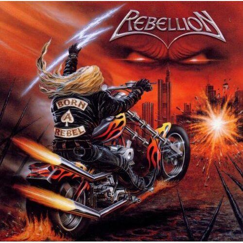 Rebellion - Born a Rebel - Preis vom 10.05.2021 04:48:42 h