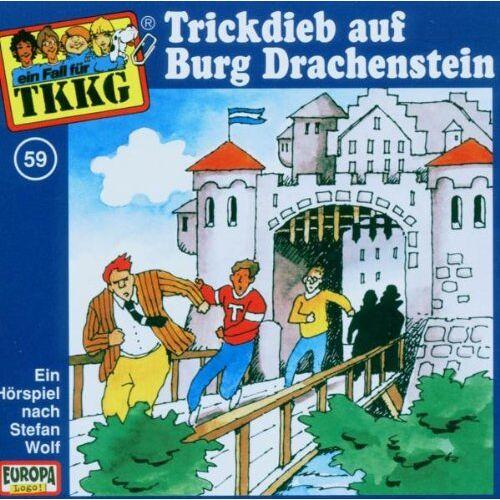 Tkkg 59 - 059/Trickdieb auf Burg Drachenstein - Preis vom 14.04.2021 04:53:30 h
