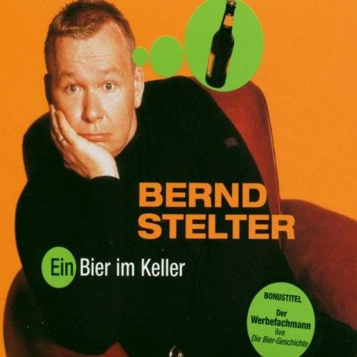 Bernd Stelter - Ein Bier im Keller - Preis vom 21.10.2020 04:49:09 h